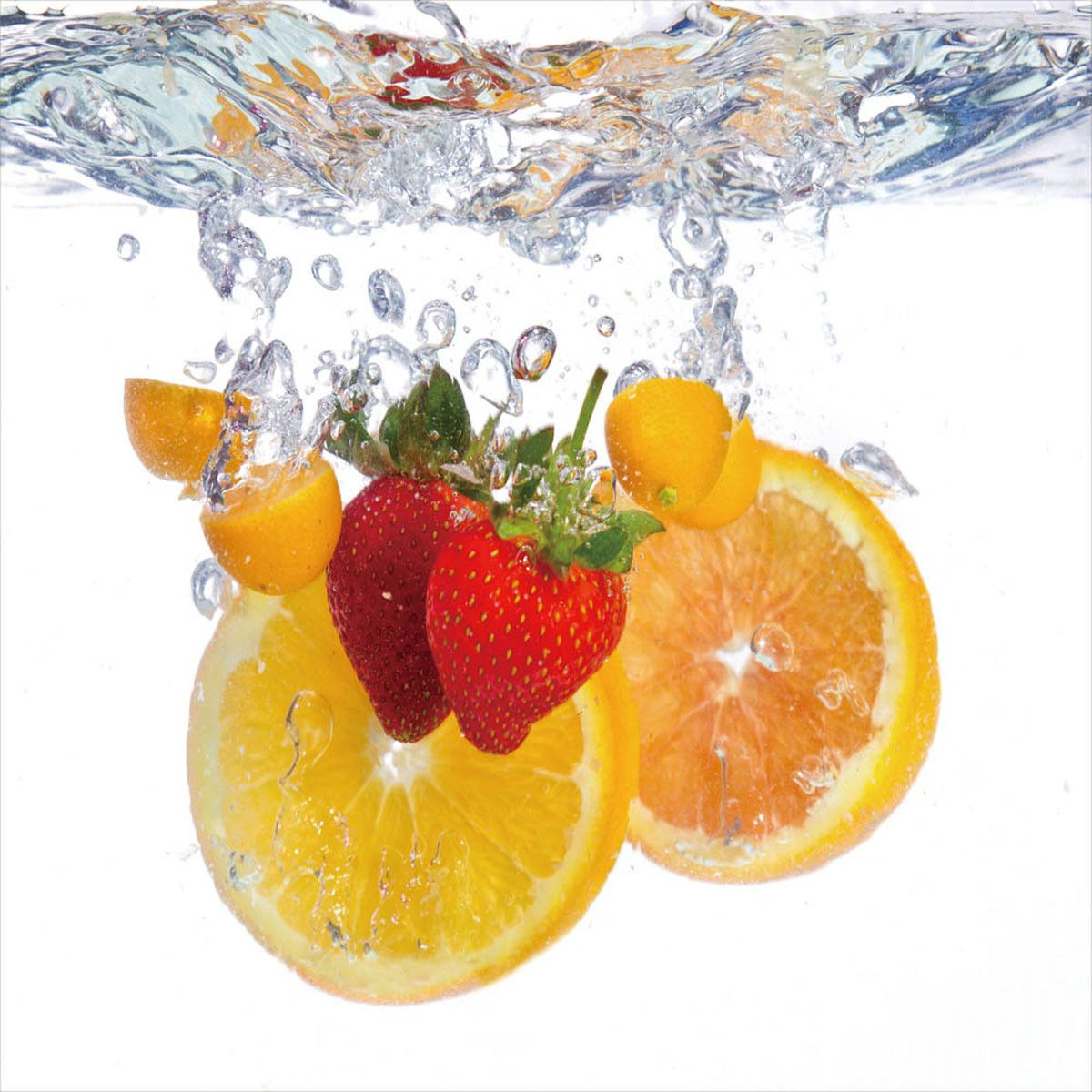 Cortesi Home \'Fruit Splash I\' Graphic Art | #WallCandy | Pinterest ...