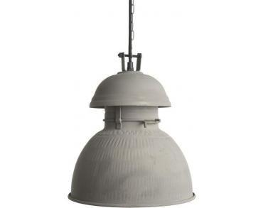 Hanglamp industriële warehouse m rustiekgrijs hk living