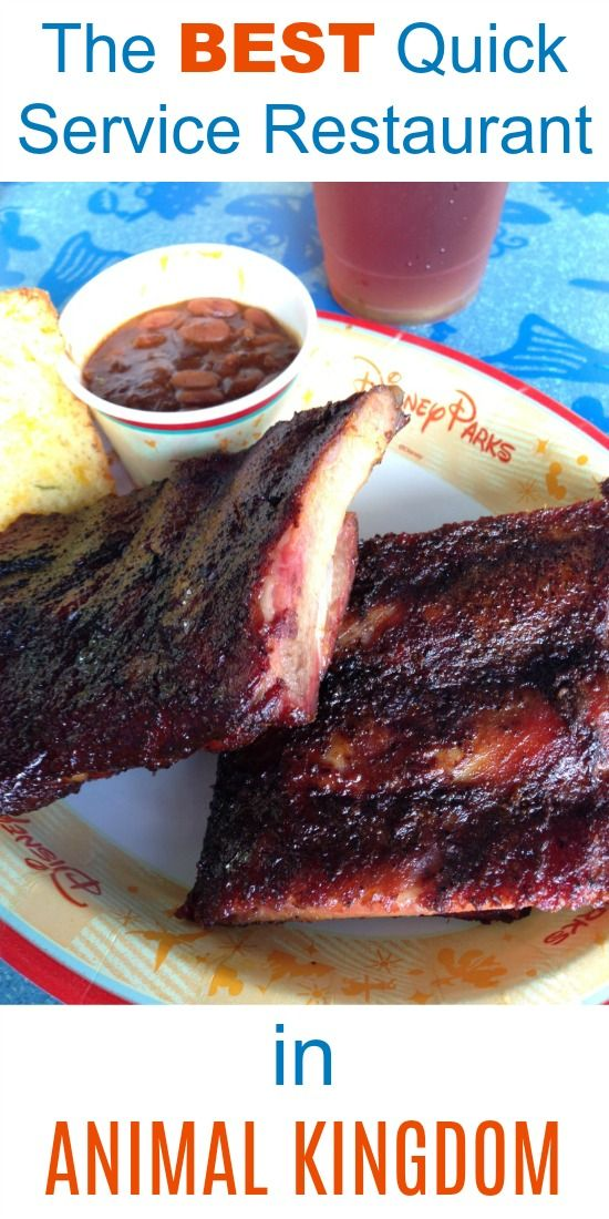 Best food in Walt Disney World Why Flame Tree BBQ is