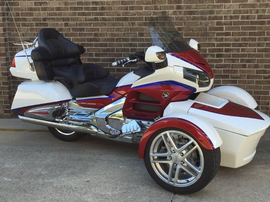2018 Goldwing Trike | Motavera.com