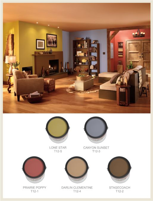 Santa Fe Today With Cans Western Style Decor Brown Living Room Decor Southwestern Decorating