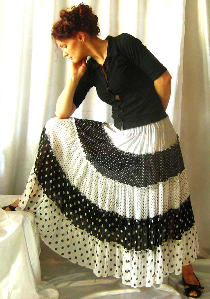 17 Best images about Long skirts!! on Pinterest | Wrap around ...
