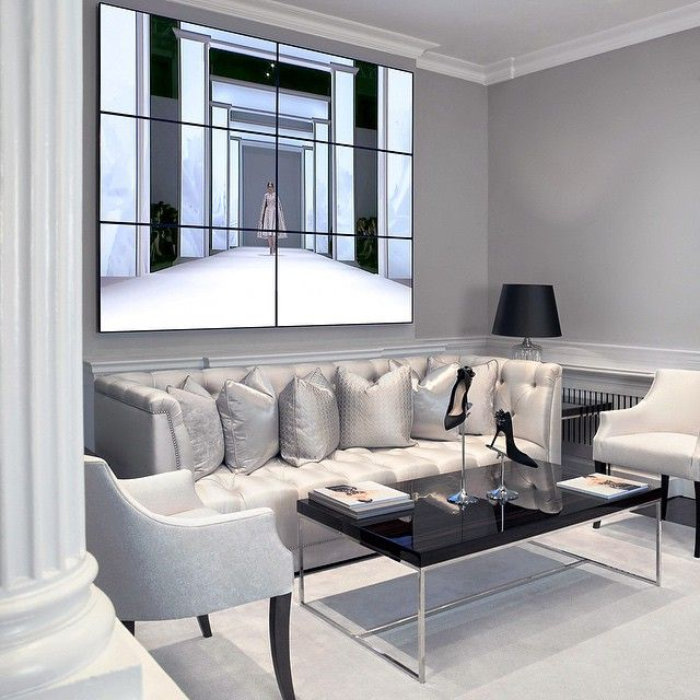 Fashion House Interior | Showroom | Haute Couture | Couture House | Ralph U0026  Russo |