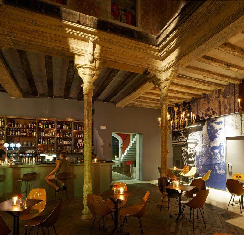 Gallery Of Ocaa Bar And Club In Barcelona