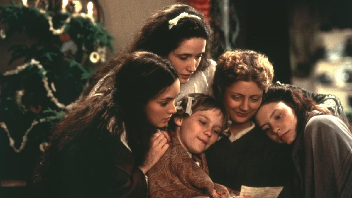 How The Heroines Of Little Women Can Inspire Us To Be Our Best Selves Woman Movie Good Movies Louisa May Alcott