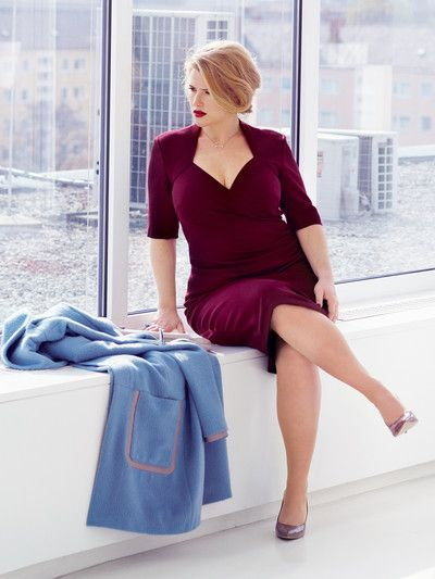 business fashion plussize