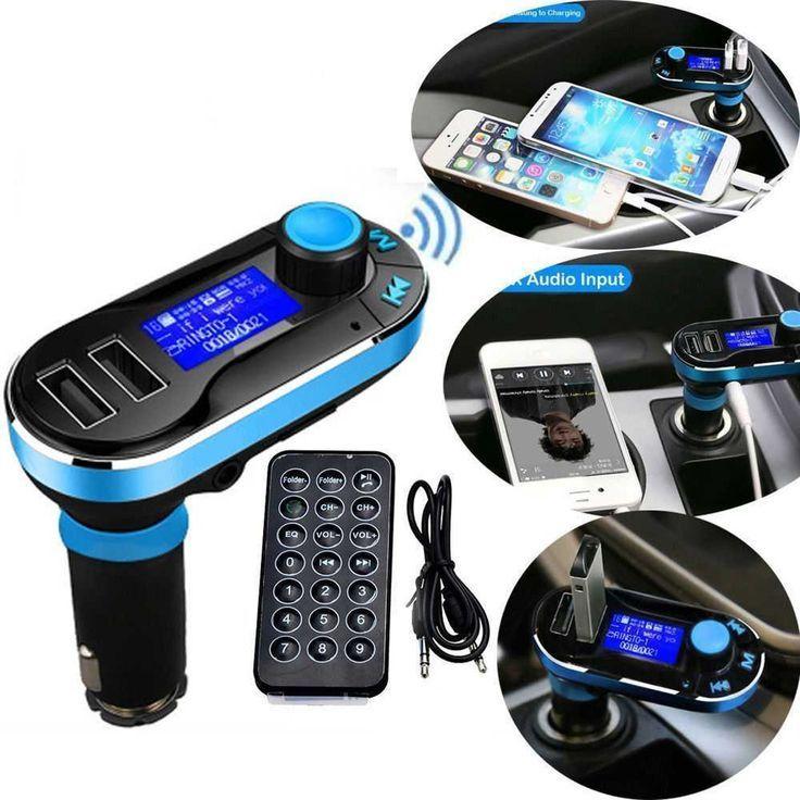 Cars Accessories : Illustration Description 5in1 Wireless Bluetooth ...