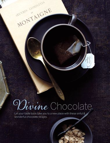 """""""divine chocolate"""" is on another page.In the other hand here we have splendid tea :)"""