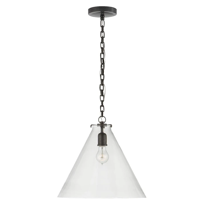 Katie Conical Pendant – McGee & Co.