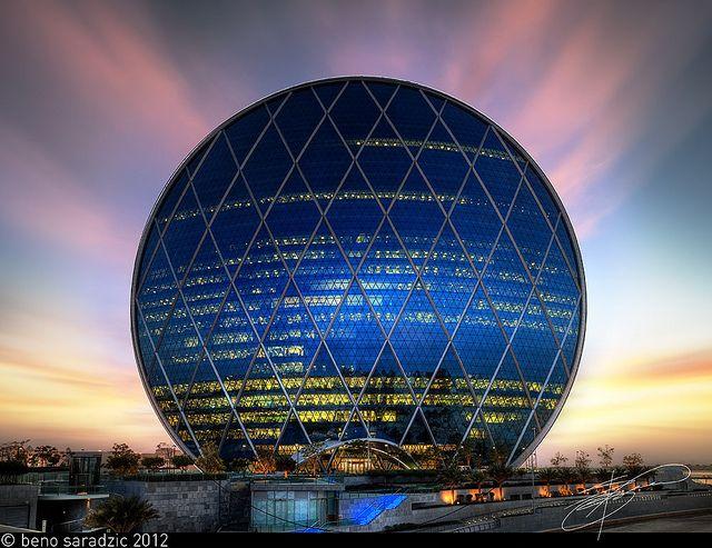 Aldar Hq06 Dubai Buildings Abu Dhabi Unique Buildings