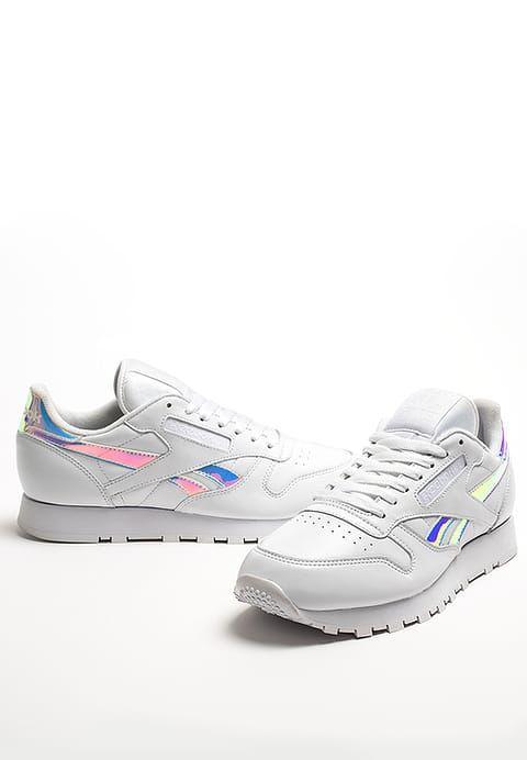 CL LEATHER RD Sneaker low white | Zalando