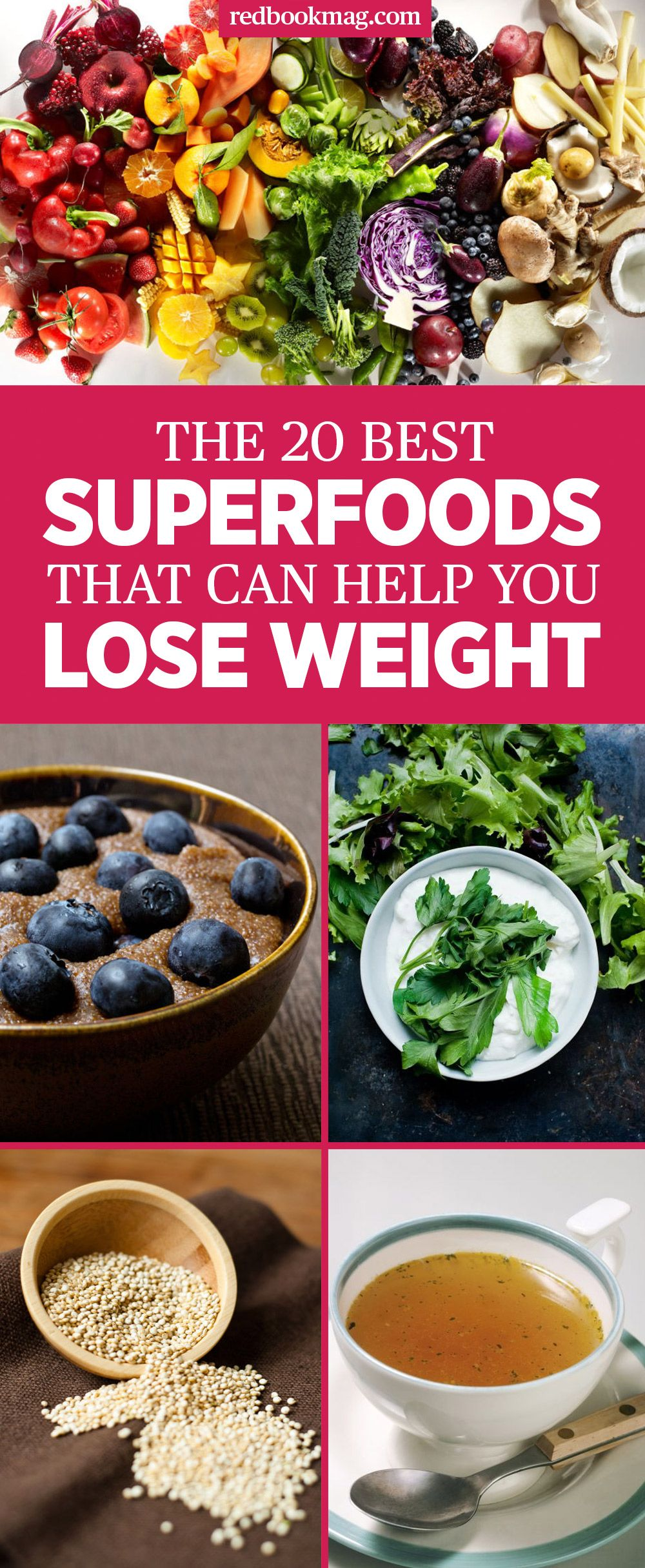 20 All-New Superfoods That Are Helping You Lose Weight