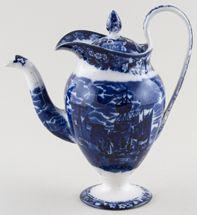Wedgwood Ferrara Coffee Pot c1910