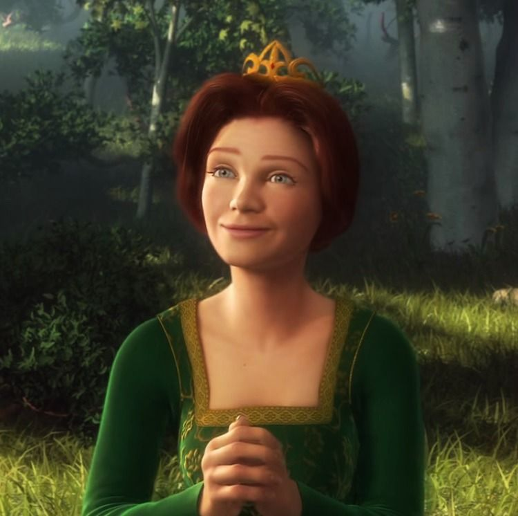 Dreamworks Princess Fiona