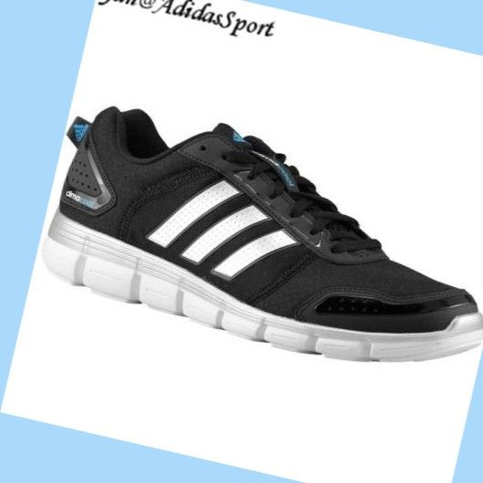 purchase cheap 98d08 18ca8 Black Metallic Silver Sol-Blue Adidas ClimaCool Oxide 3 Men Running Shoes  HOT SALE!