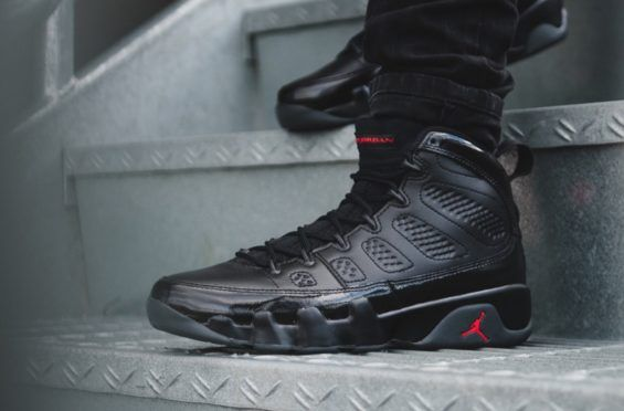On-Feet Look At The Air Jordan 9 Bred That Releases Tomorrow Having  released in d8982076b