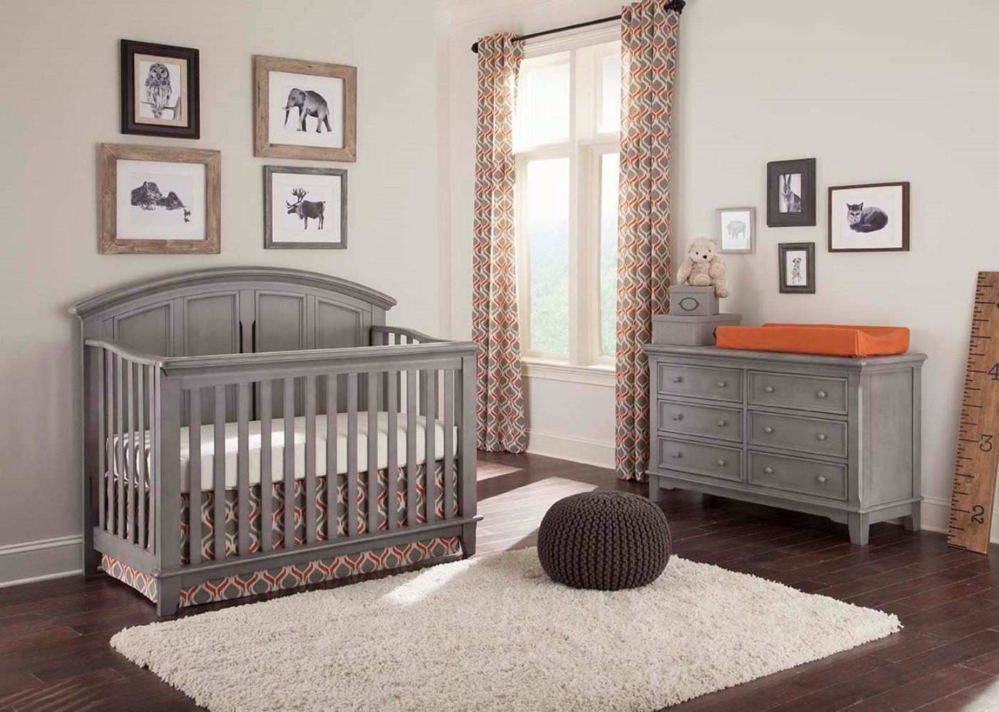 westwood design jonesport 4 in 1 convertible crib cloud baby baby room cribs. Black Bedroom Furniture Sets. Home Design Ideas