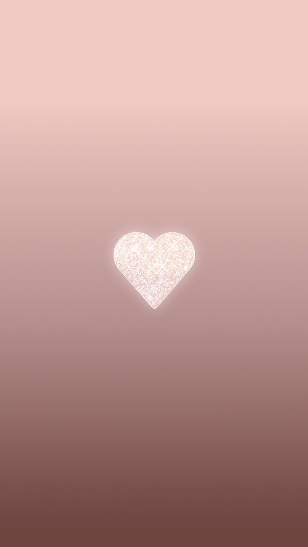 Rose Gold Heart Gold Wallpaper Iphone Rose Gold Backgrounds Rose Gold Wallpaper
