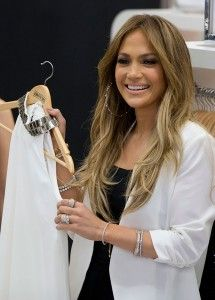 La Neoyorquina De Ascenencia Boricua Jennifer Lopez Se