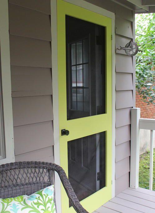 Looking For Screen Door Ideas Build Your Own Wooden Diy Screen