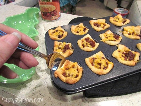 Quick And Easy Party Food Barbecue Bites