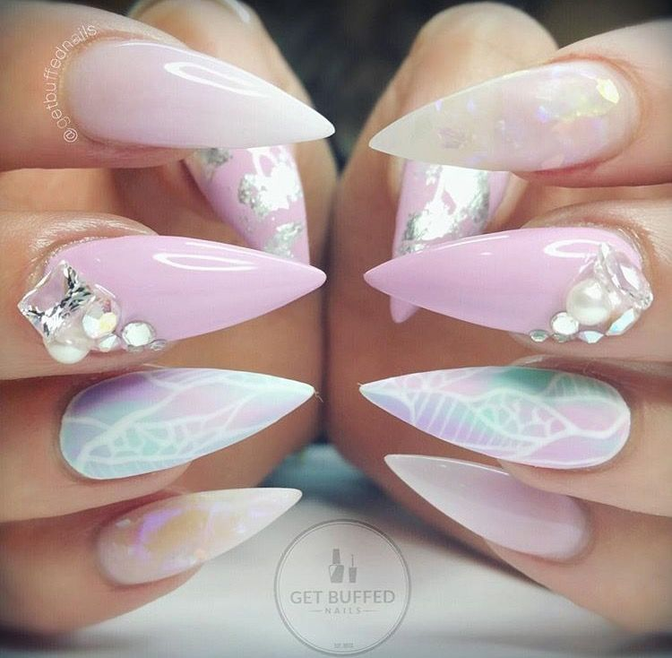 Pin de Christina Valdez en Pretty Nails | Pinterest