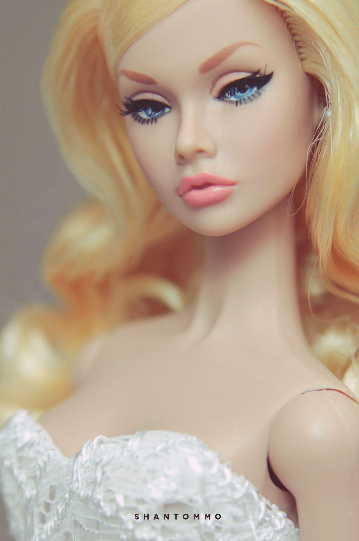 Shantommo 9 38 3 33 Munecas Barbie Barbie