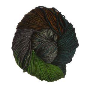 Madelinetosh Tosh Vintage Yarn - Plaid Blanket
