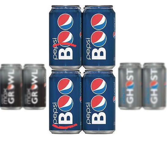 Pepsi Boob, nice