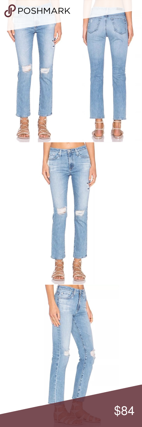 00b60f3df8b New ALEXA CHUNG for AG Sabine Size 30 Jeans 157144 New with tags. ALEXA  CHUNG
