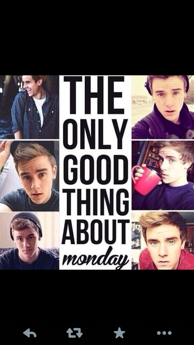 Frantastic Mondays!!! Monday has become my favorite day of the week because of him!