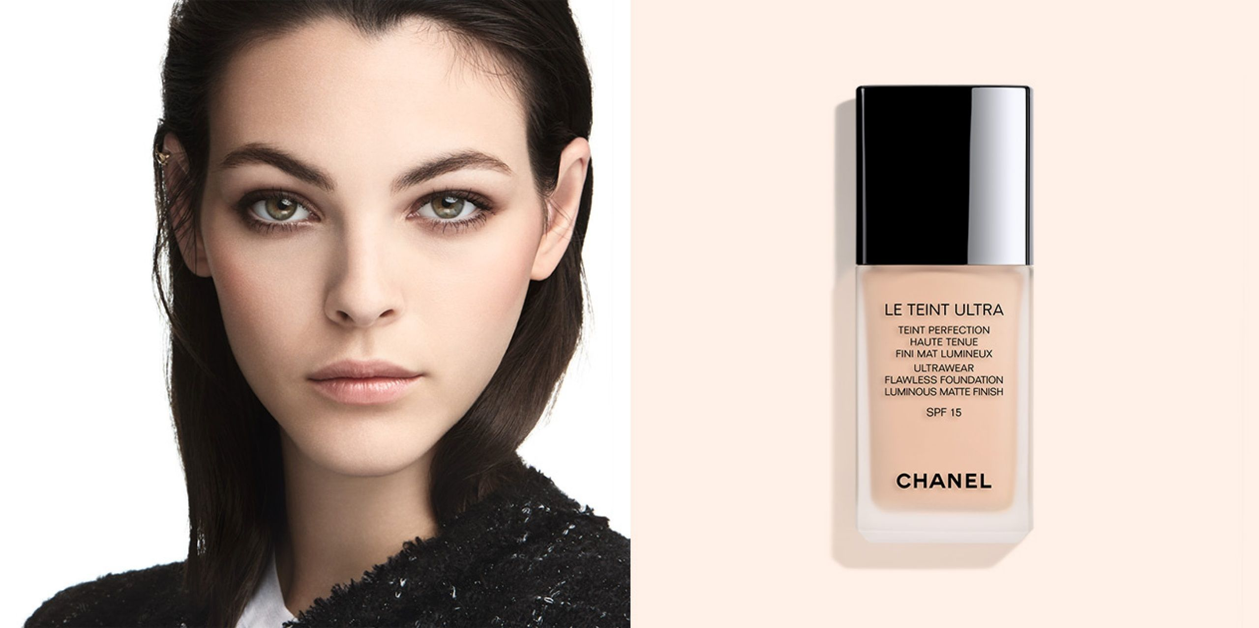 4392232b21 LE TEINT ULTRA - CHANEL - Official site | Make-up inspiration ...