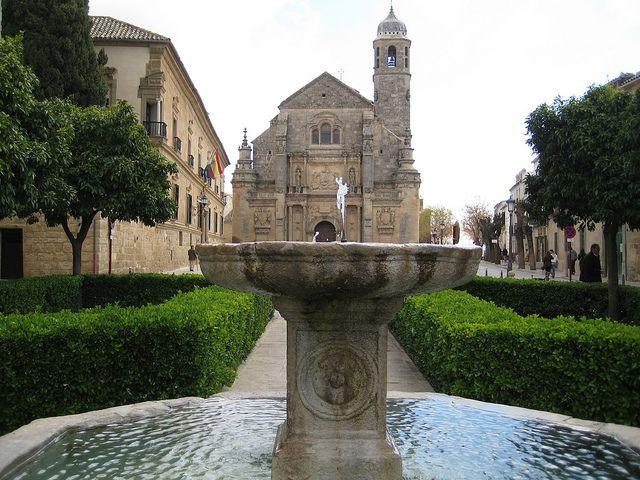 Baeza úbeda Y Jaén Ubeda Jaen Andalusia