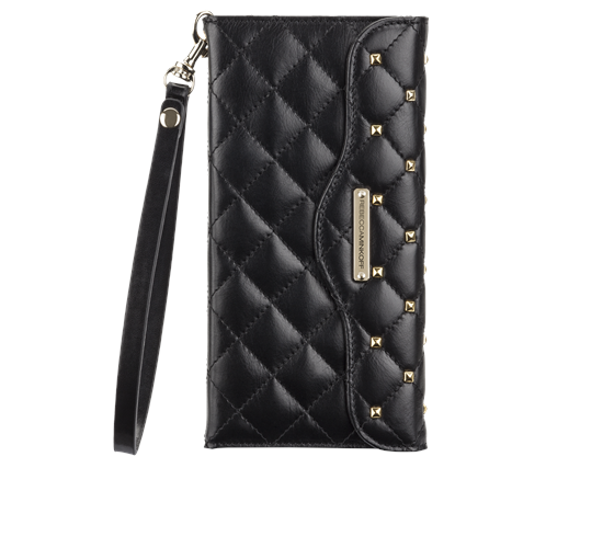 new products 37734 21d43 Case-Mate Rebecca Minkoff iPhone 6 Plus Quilted Folio Case at ...