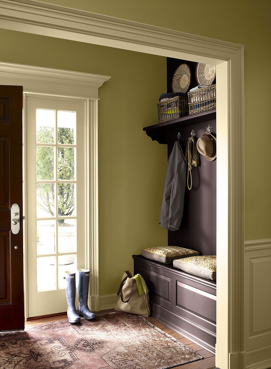 Entrance Painting In 2019 Room Paint House Colors Home