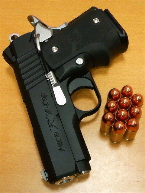 Para warthog hi cap, double stacked magazine, 9mm   Guns