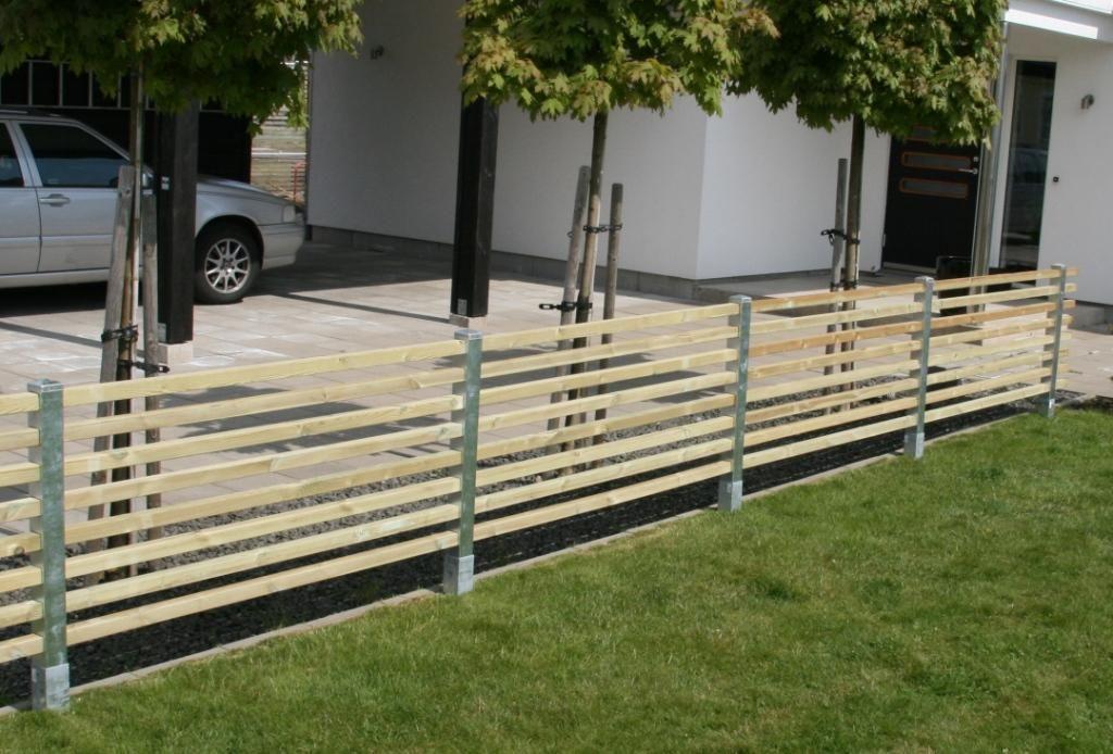 snygga staket
