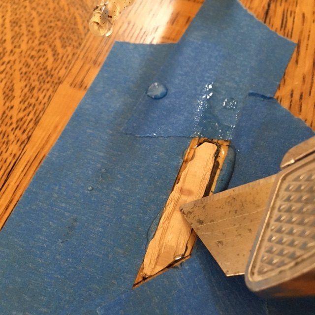 Repair Termite Hole In Hardwood Floor Wood Floor Repair