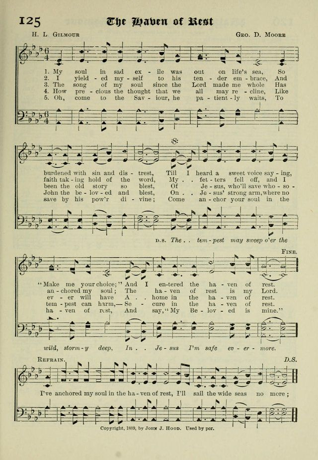 My Soul In Sad Exile The Haven of Rest - Hymnary org | HYMNS | Music