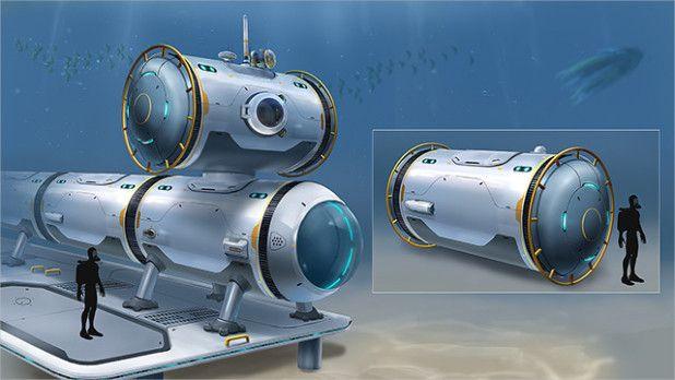 Subnautica Sea bases
