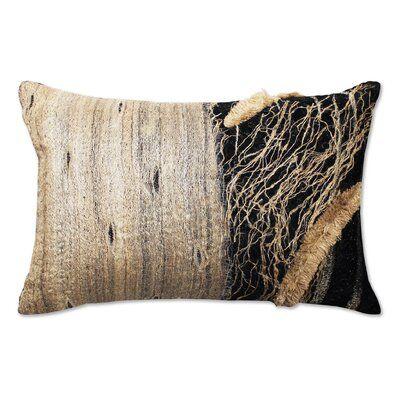 Cloud9 Design Alder Silk Lumbar Pillow Modern Decorative Pillows