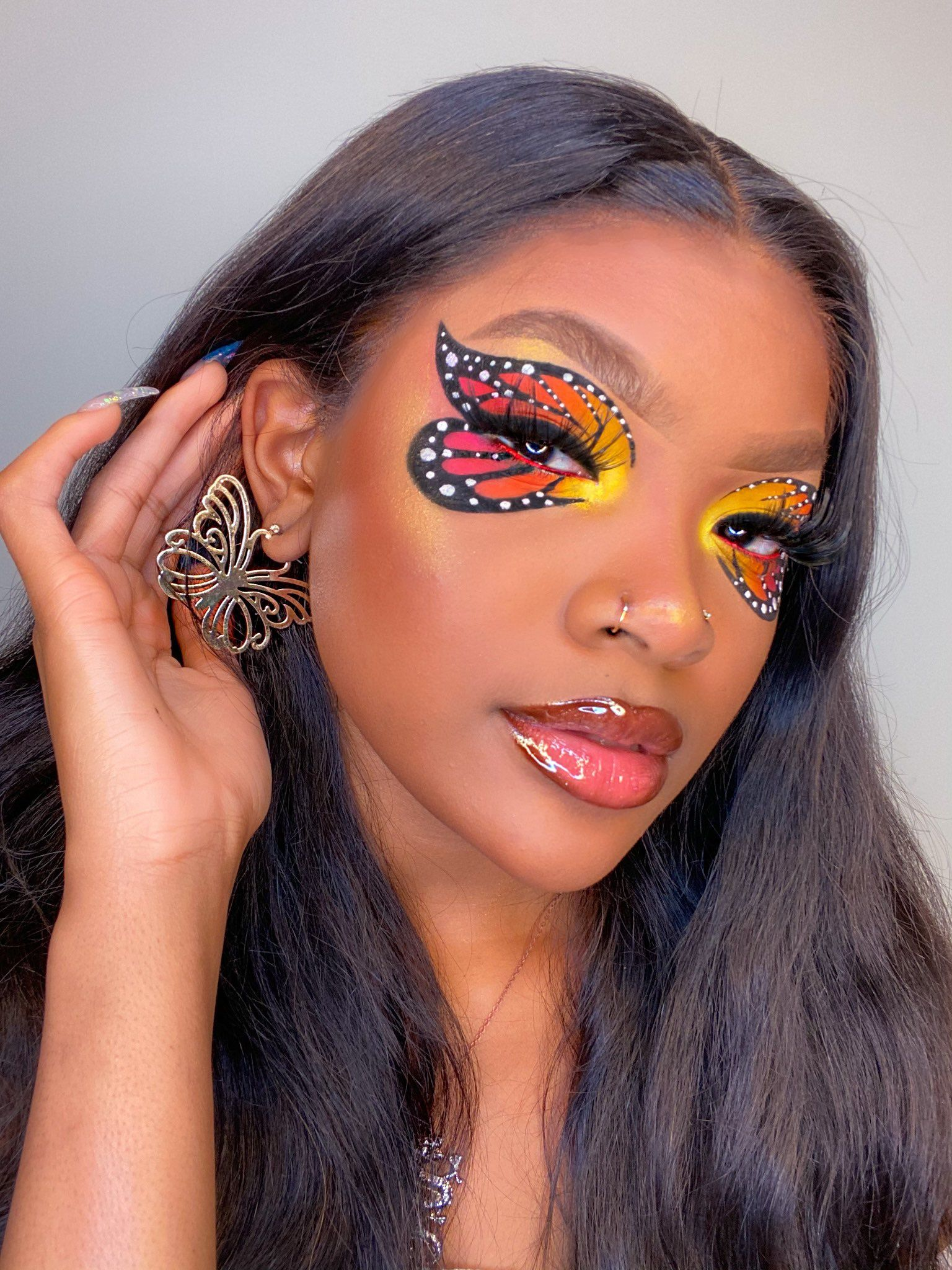 Justice For Breonna Taylor On Twitter In 2020 Make Up Fur Schwarze Madchen Make Up Augen Lidschatten