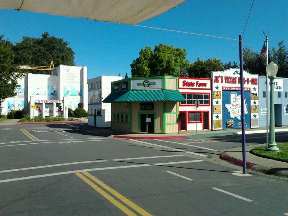 Safetyville Usa Old Town Sacramento Places Sacramento