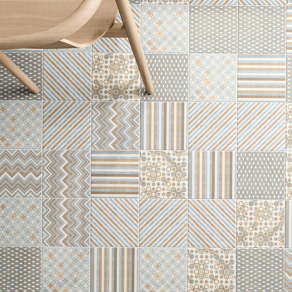 Merola tile boheme cool in x in ceramic floor and wall