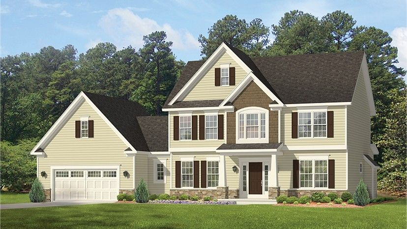 Home Plan Homepw77521 2700 Square Foot 4 Bedroom 2