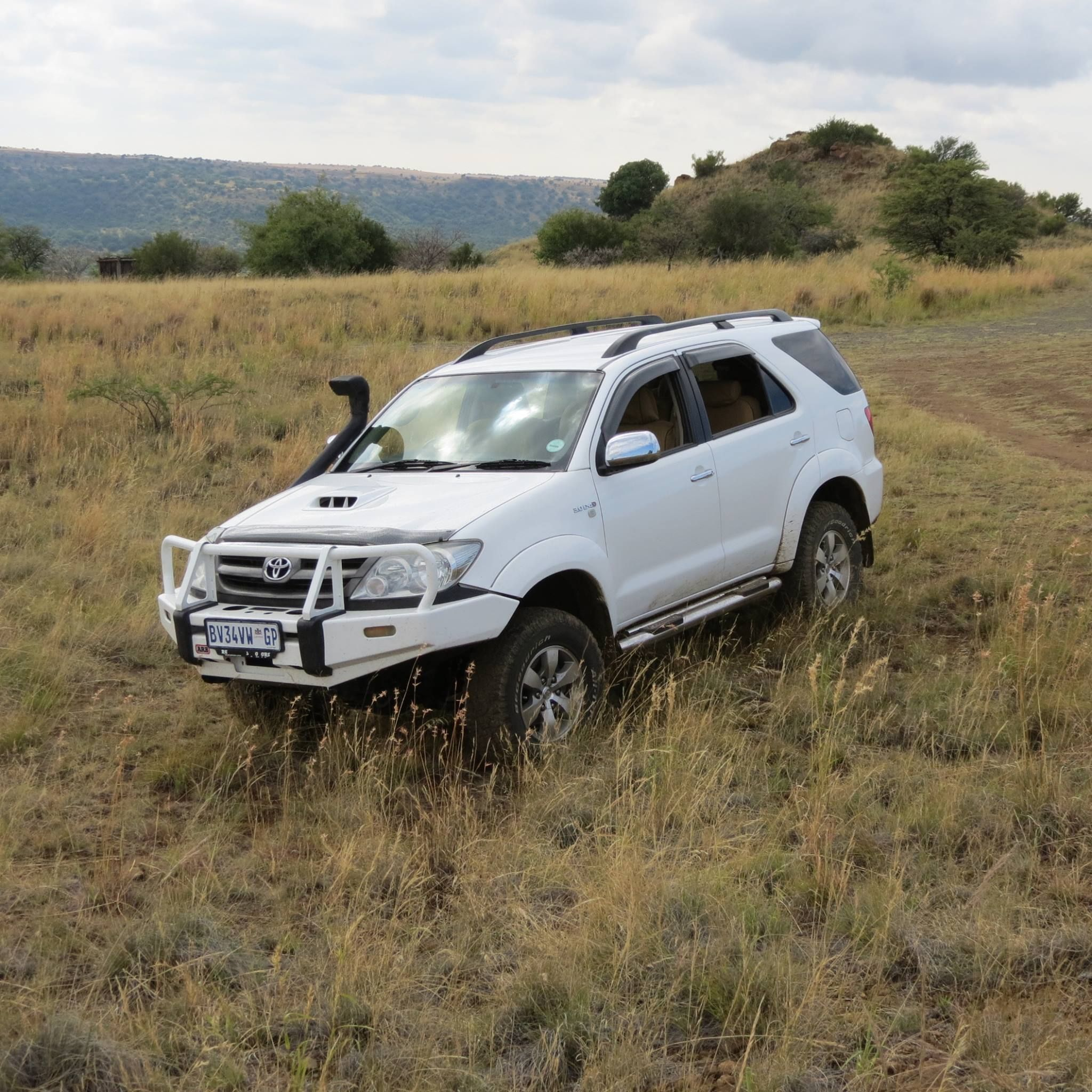 Toyota fortuner toyota offroad truck africa snorkel dirt this is