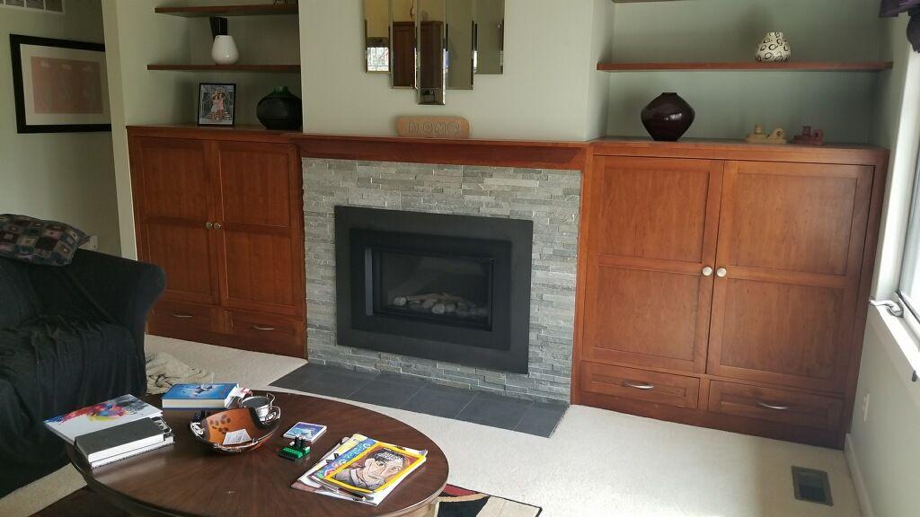 H4 B Vent Conversion Gas Fireplace Home Home Decor