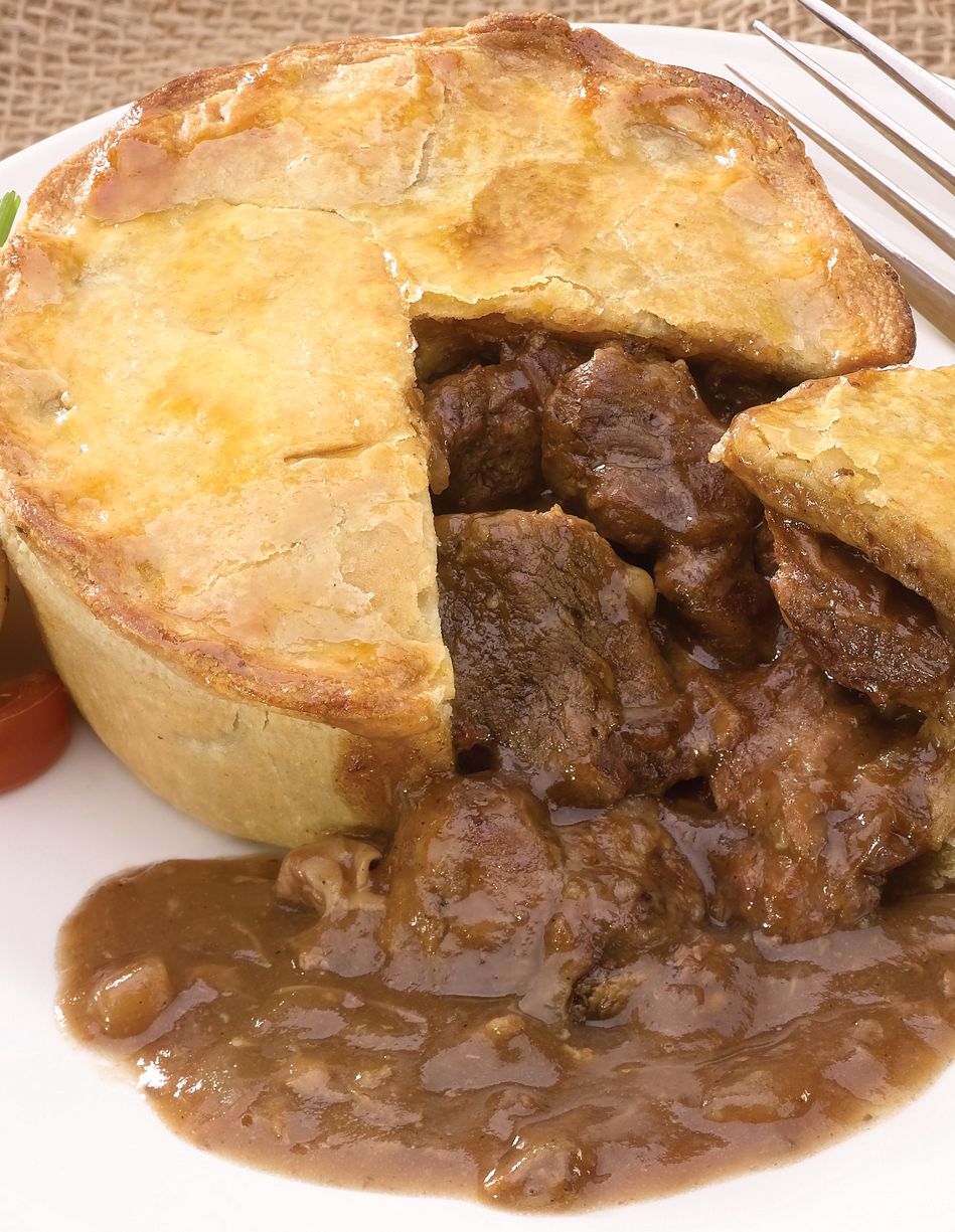 Slow Cooker Steak Kidney Pie | Recipe | Recipes, Steak ale ...