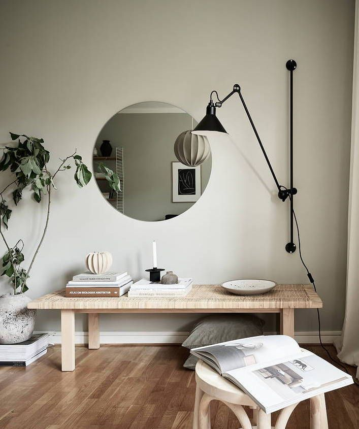 Simple living room with beautiful accessories - COCO LAPINE DESIGN