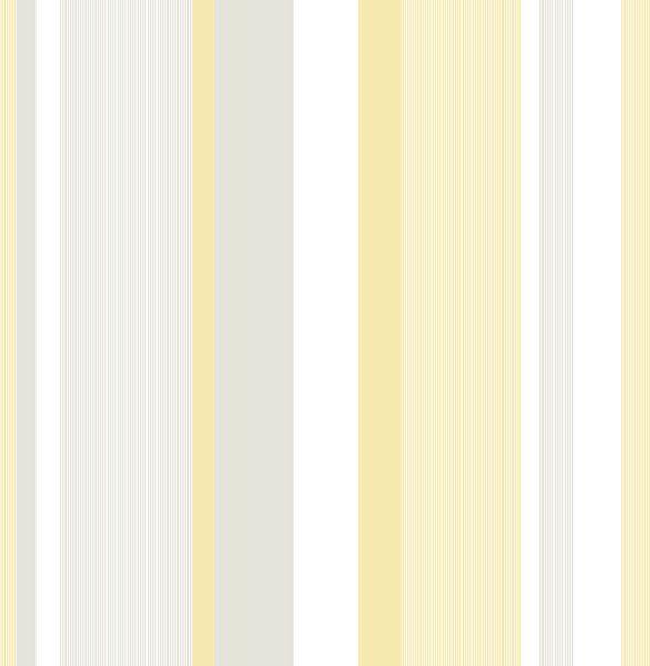 Nuwallpaper Striped Sticker Wallpaper 20 5 X 216 Yellow Nu1403 Rona Striped Wallpaper Peel And Stick Wallpaper Brewster Wallpaper